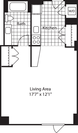 Studio (North)- 549