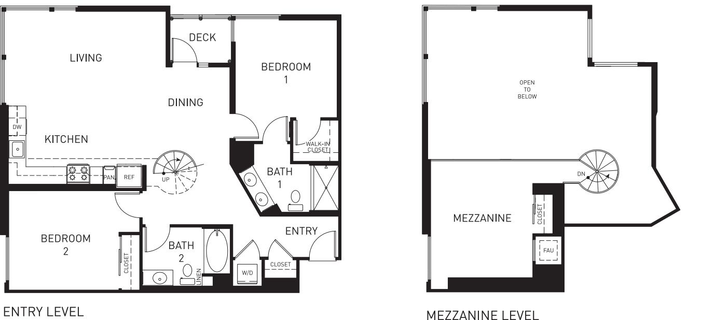 B7M with Mezzanine