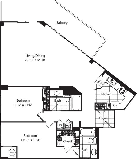 D12 (Penthouse)