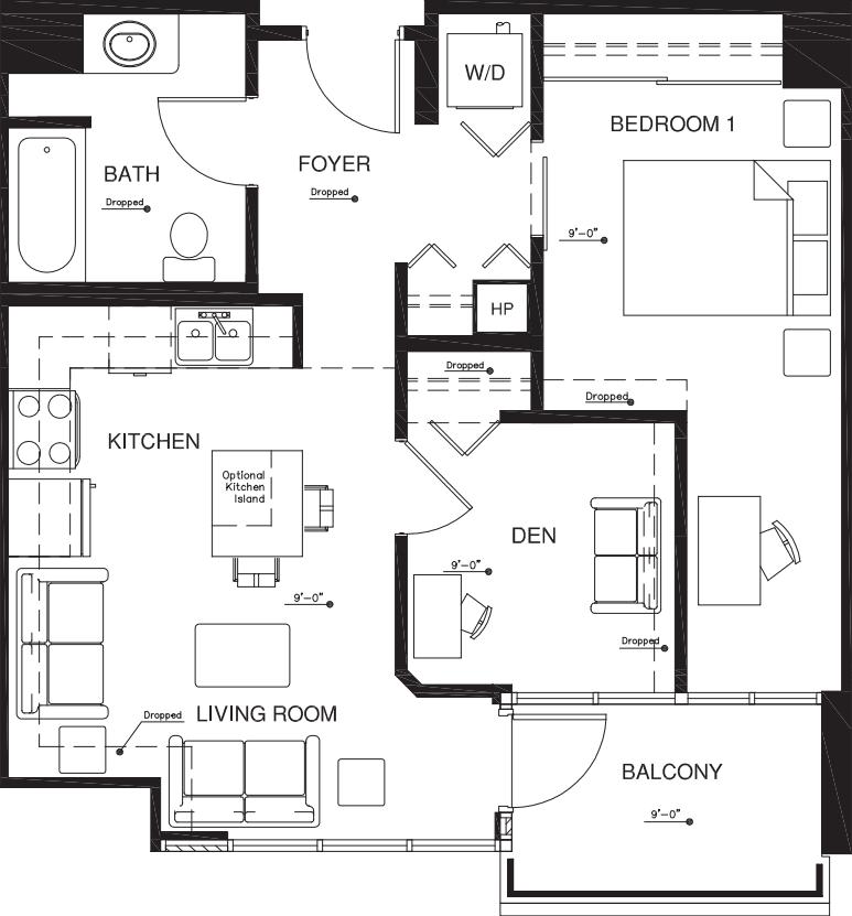 Vantage Pointe Apartments - Downtown San Diego - 1281 9th ...