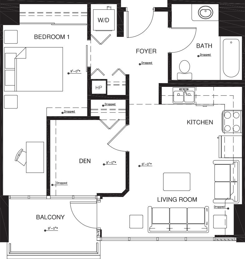 Vantage Pointe Apartments