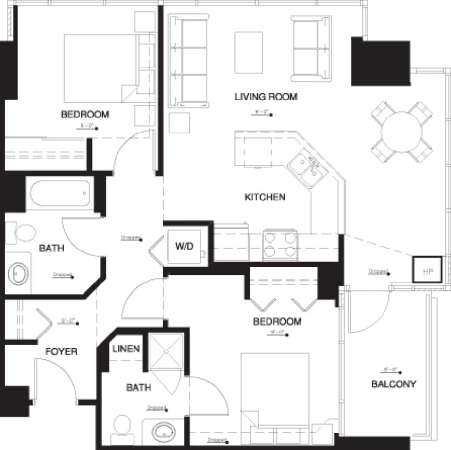 Equity Apartment: Vantage Pointe Apartments