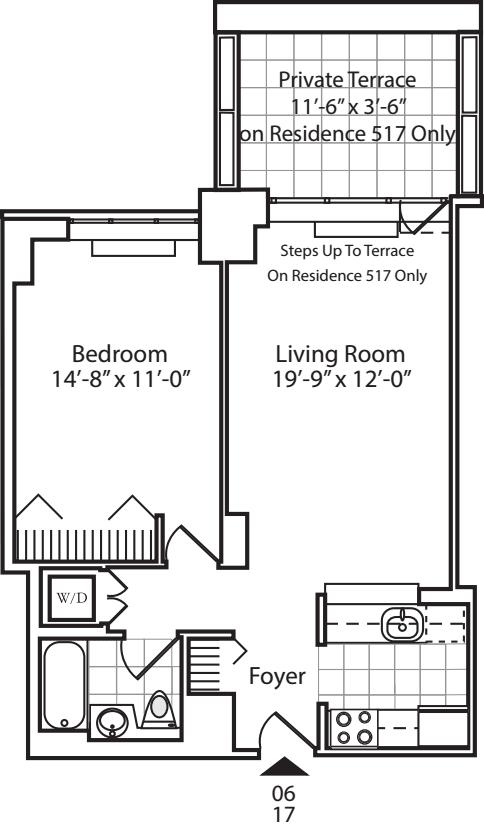 Residence 17 Floor 5