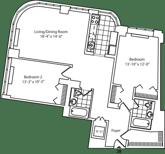 Residence 28 Floors 7-8