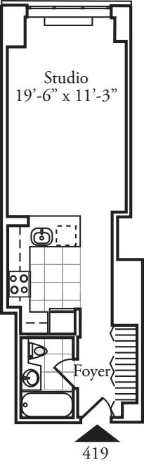 Residence 419