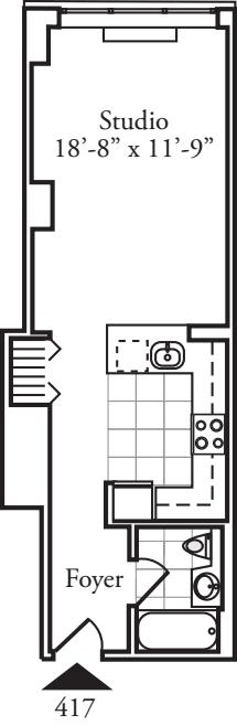 Residence 417