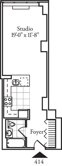 Residence 414