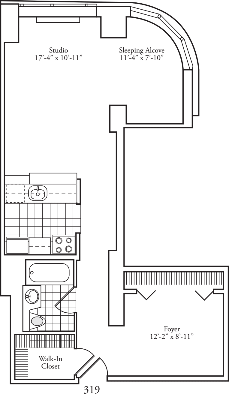 Residence 319