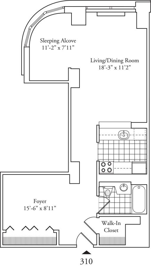 Residence 310