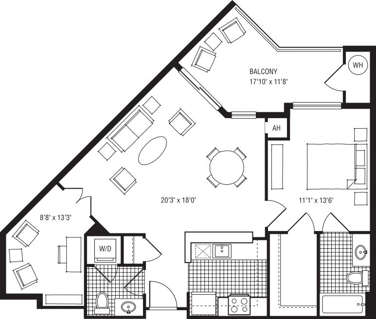Equity Apartment: Clarendon Apartments In Arlington