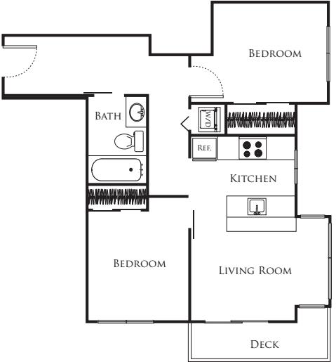 Micro Two Bed - E1 328-628