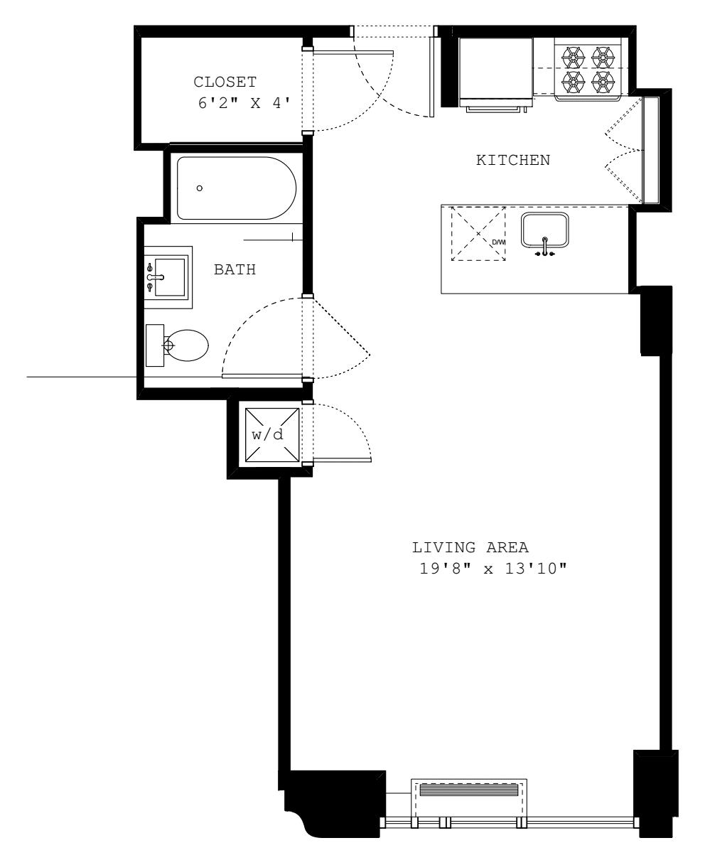 F Floor 3-7