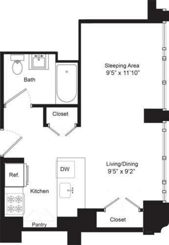 D Floor 9-12