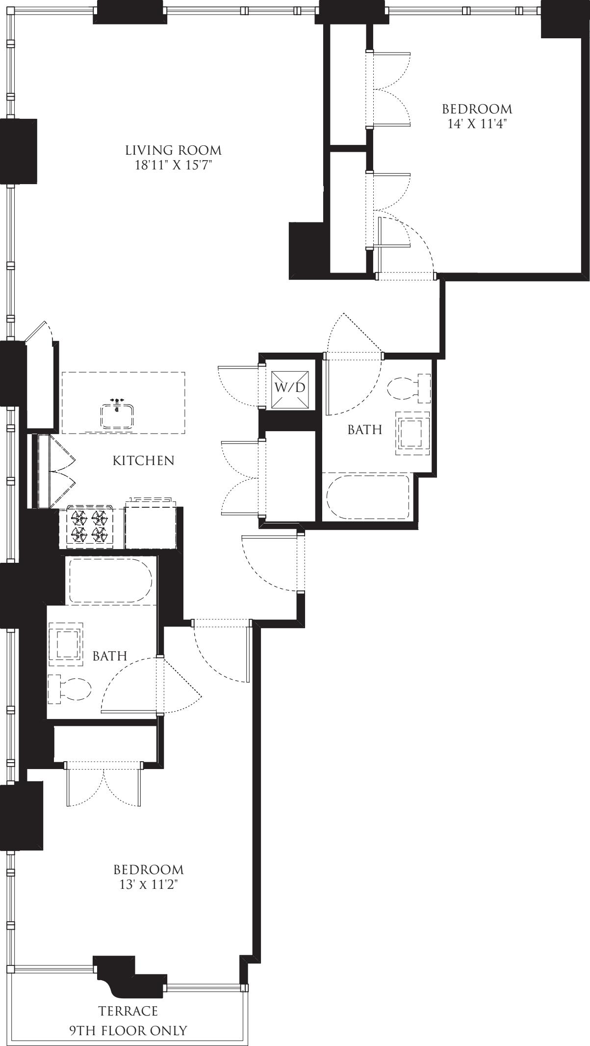 2B-I Terrace