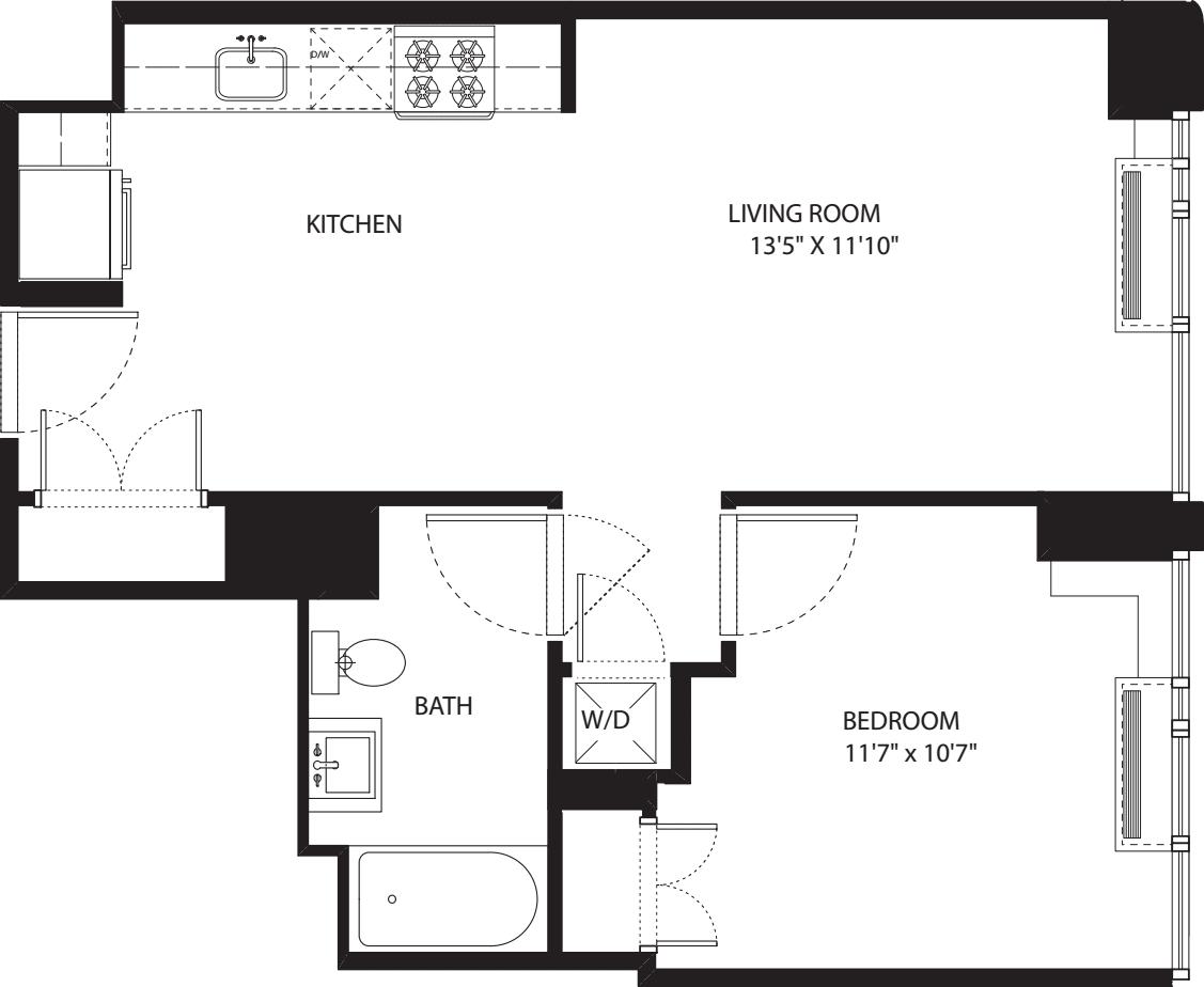 B Floor 6-8