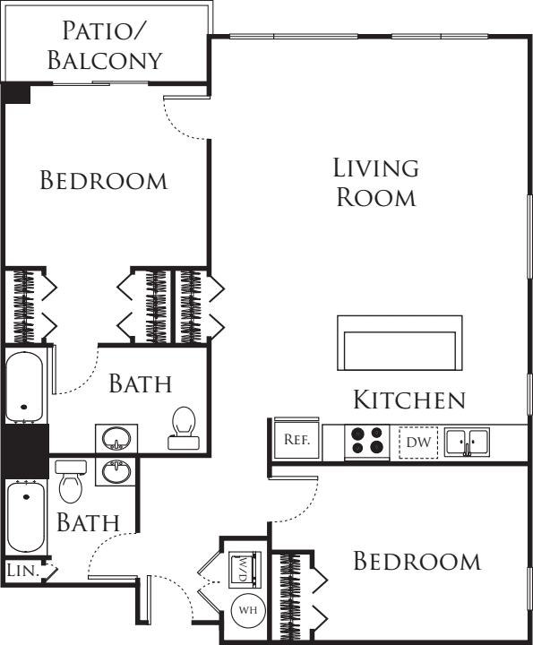 River Park Apartments: Riverpark Apartments In Downtown Redmond