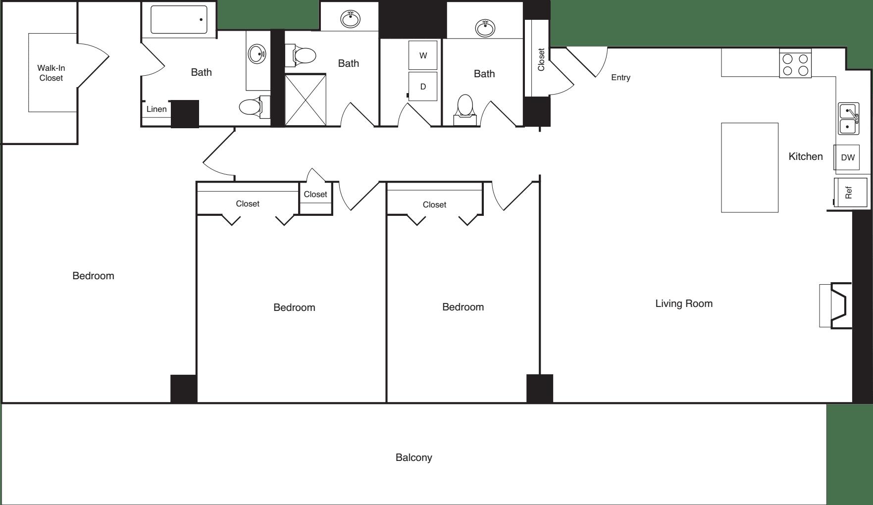 Penthouse 17D
