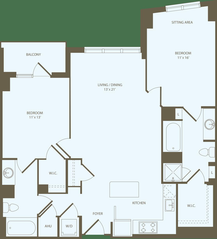 Washington Place Apartments: Wisconsin Place Apartments