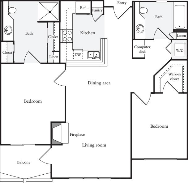 Fremont Ca Apartments: Archstone Fremont Center Apartments