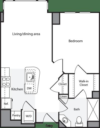1 Bedroom DS