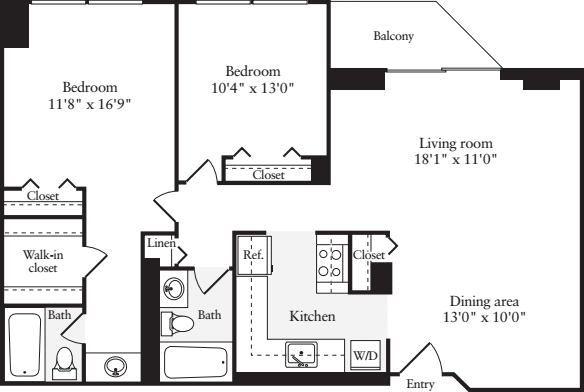 2 BR C