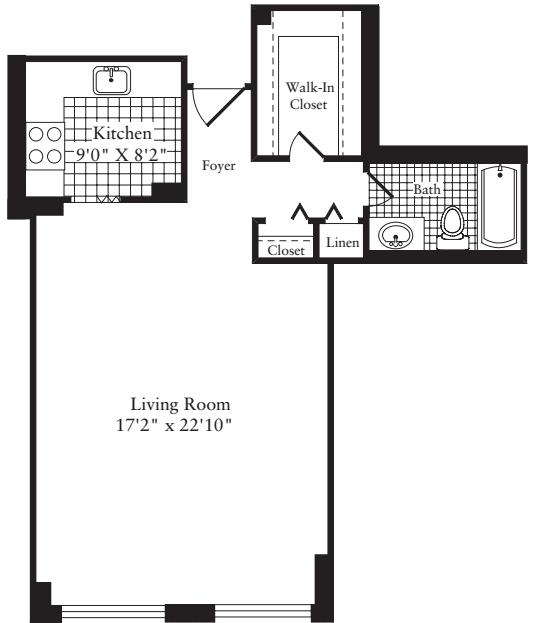 3003 Van Ness Apartments In DC