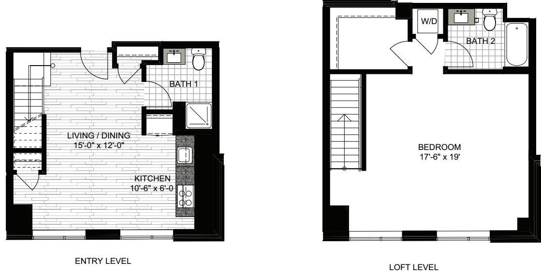 1 Bedroom JJ
