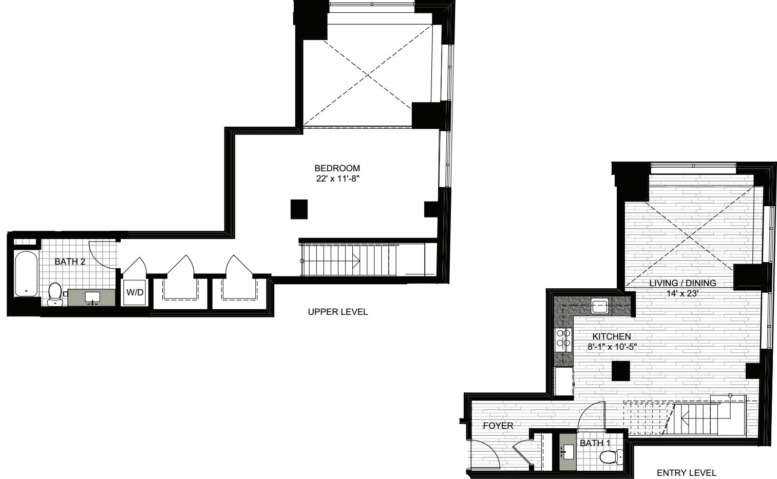 1 Bedroom OO