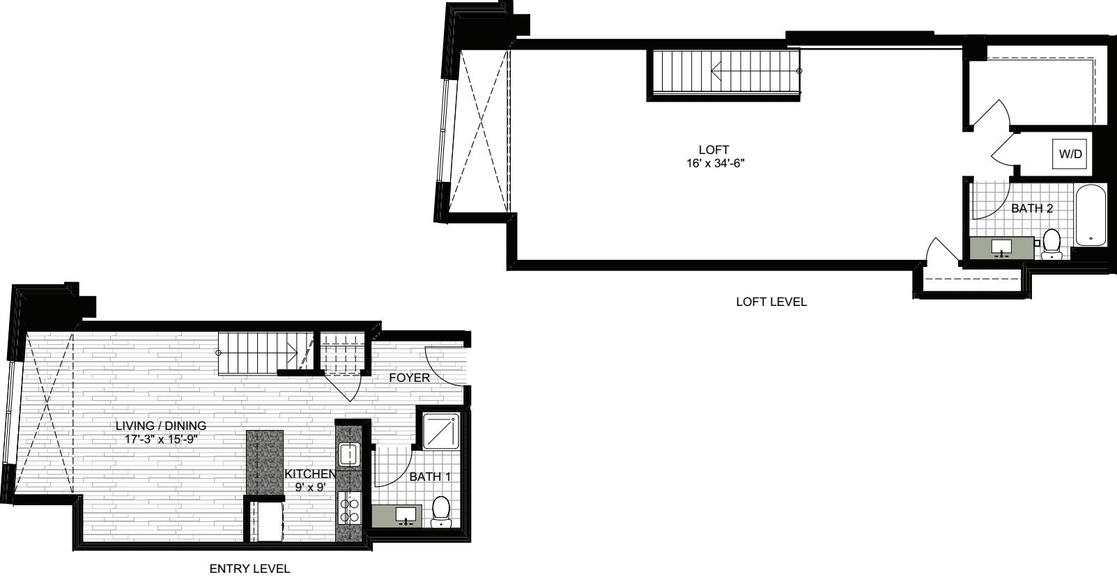 1 Bedroom VV