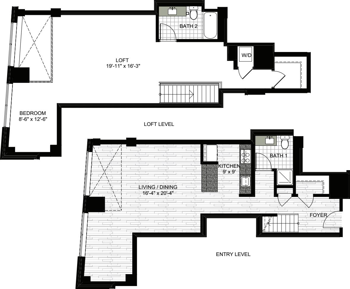 1 Bedroom ZZ