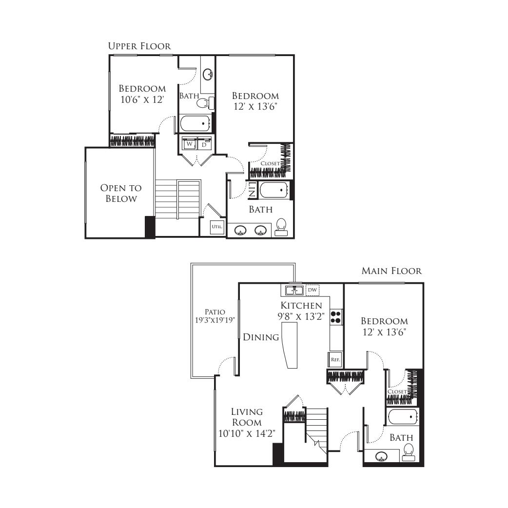 3 Bedroom TM