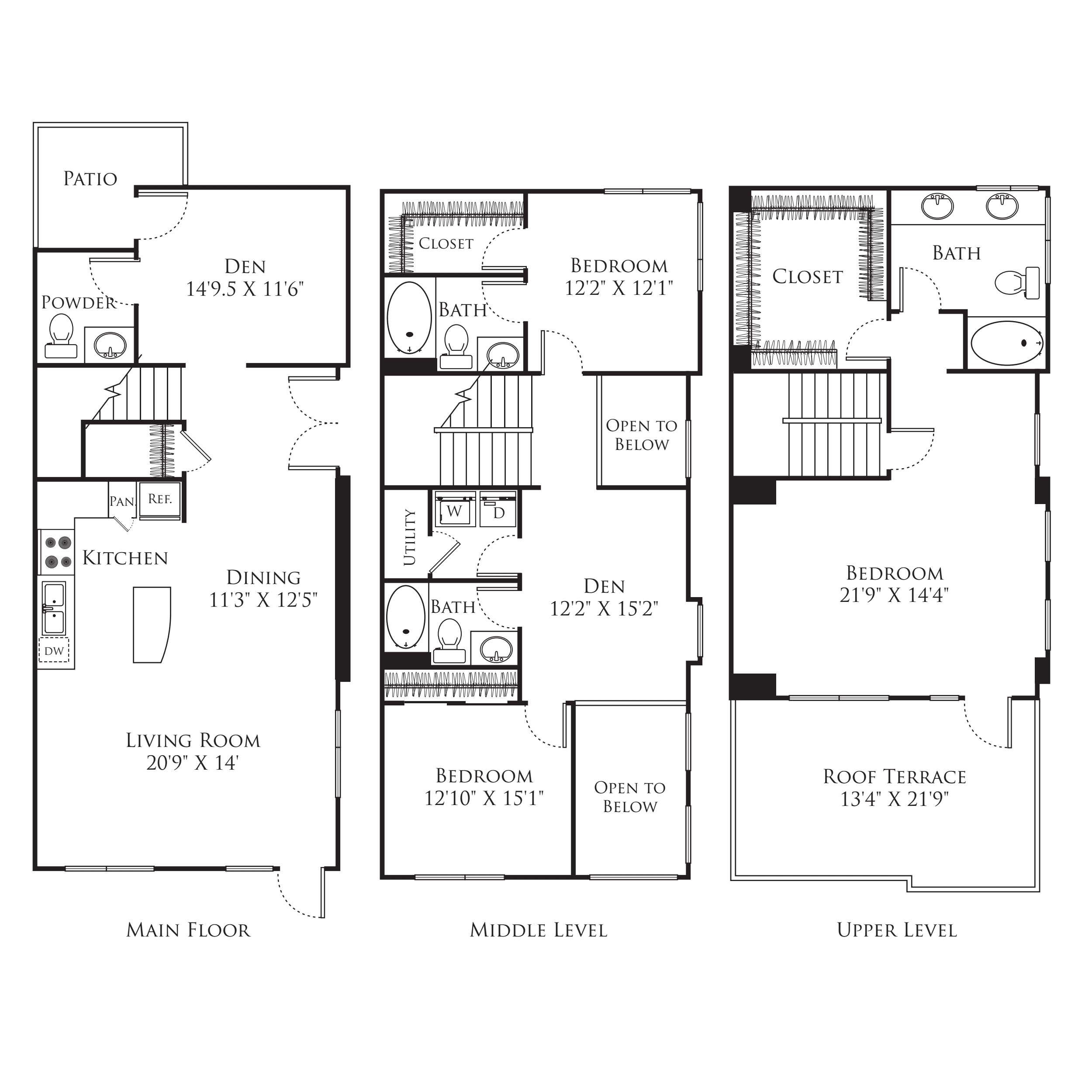 3 Bedroom TA