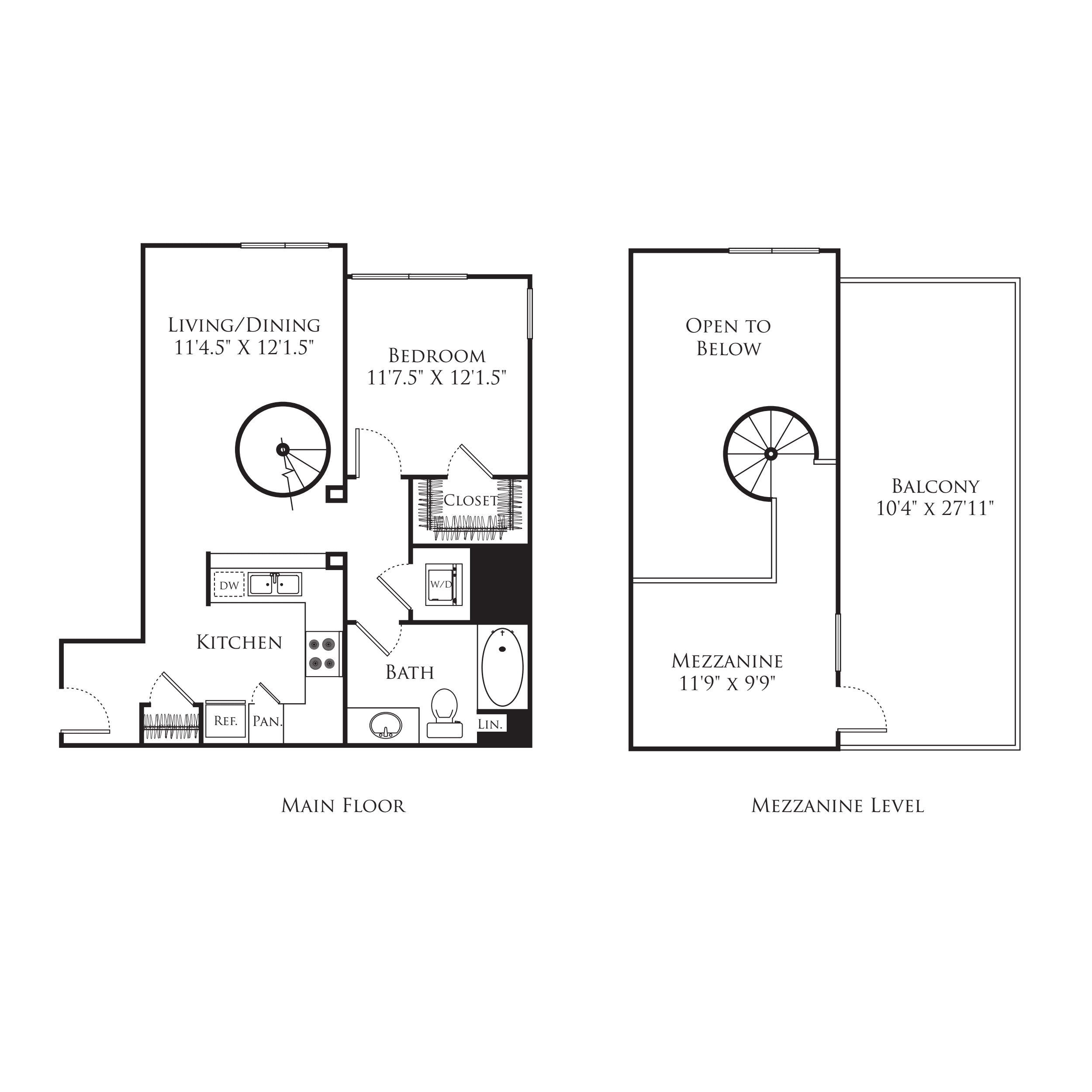 1 Bedroom MD