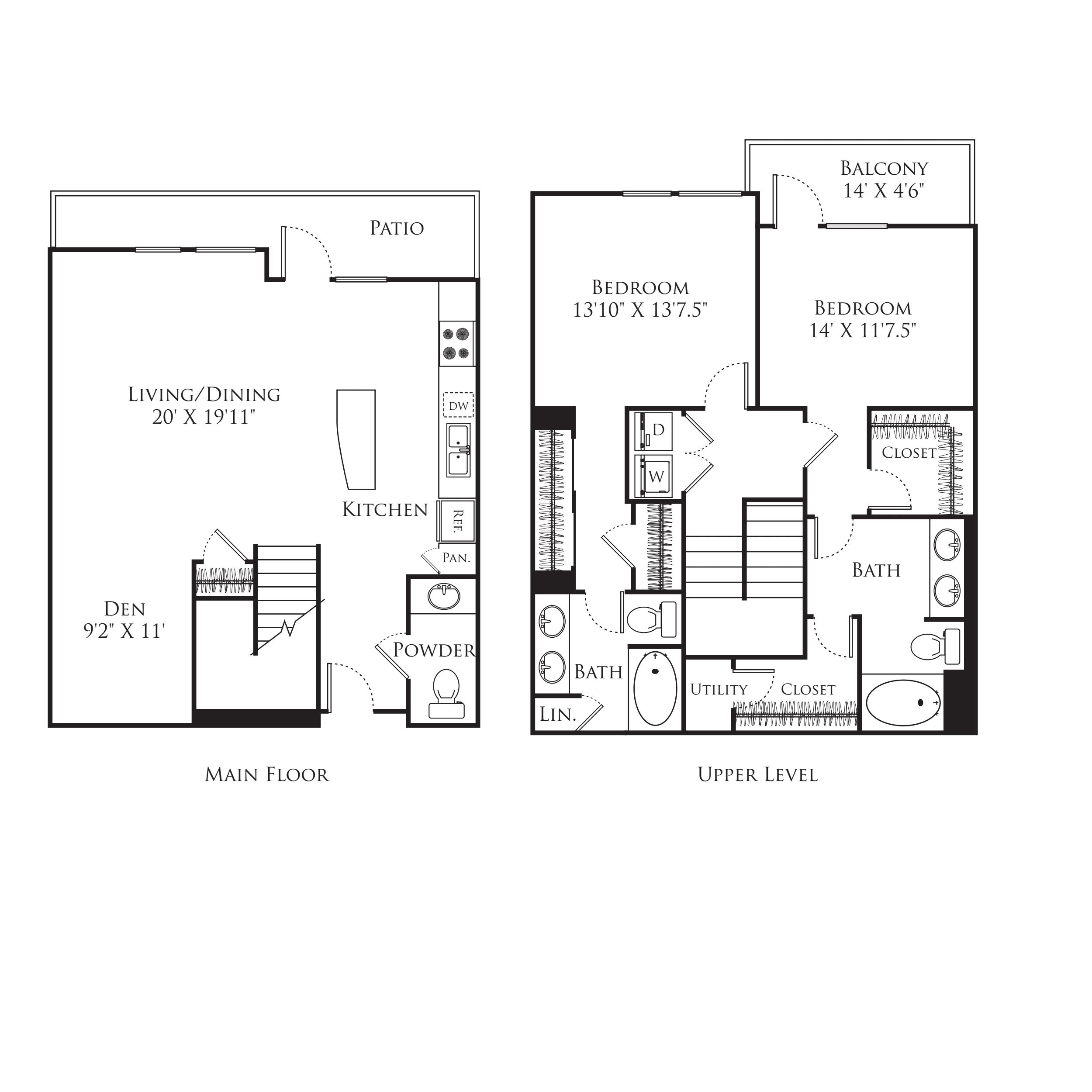 2 Bedroom TM