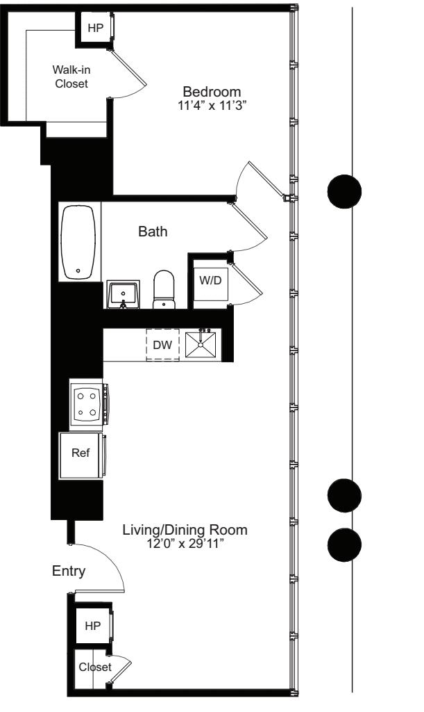 One Bedroom G 20