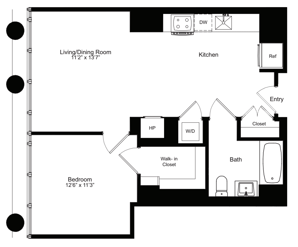 One Bedroom I 13