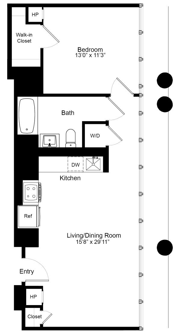 One Bedroom G 19