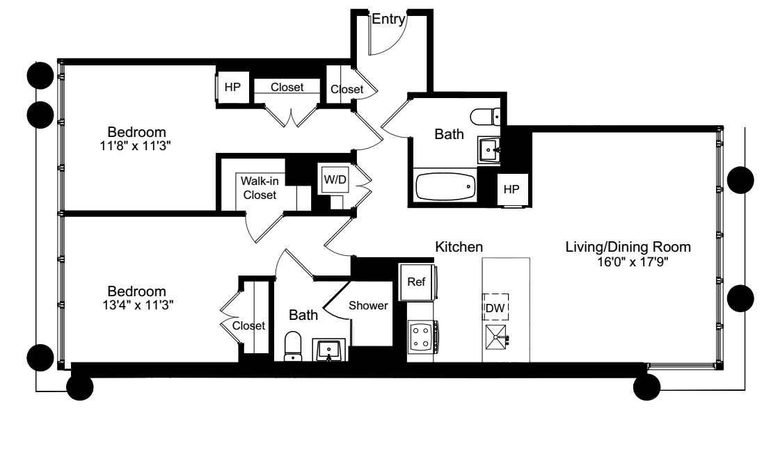 Two Bedroom O 5