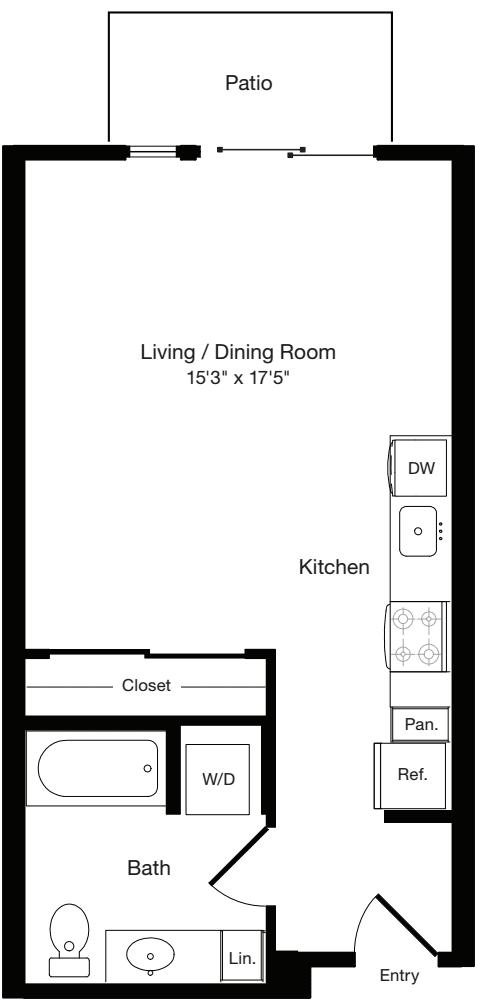S2 West- Floor 4