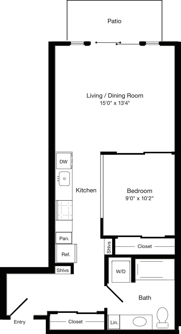 O1 East- Floor 2