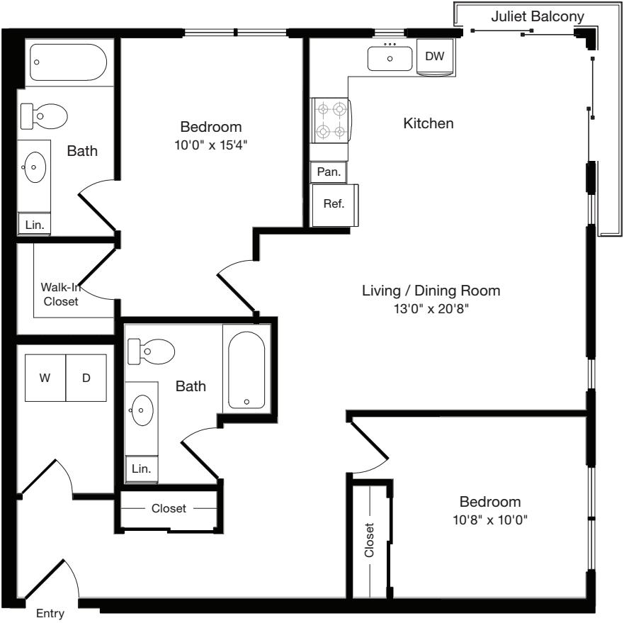 B2 East- Floors 5-6