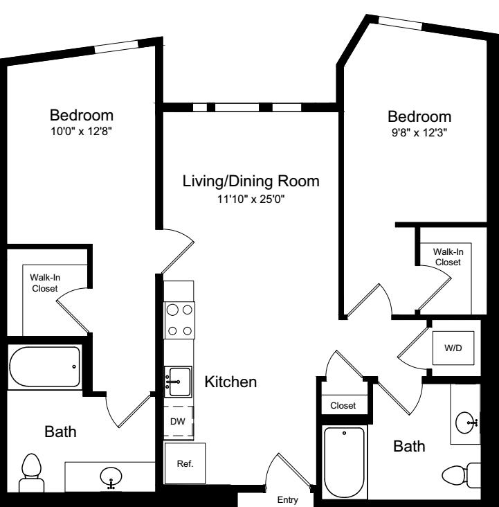 2 Bedroom A3