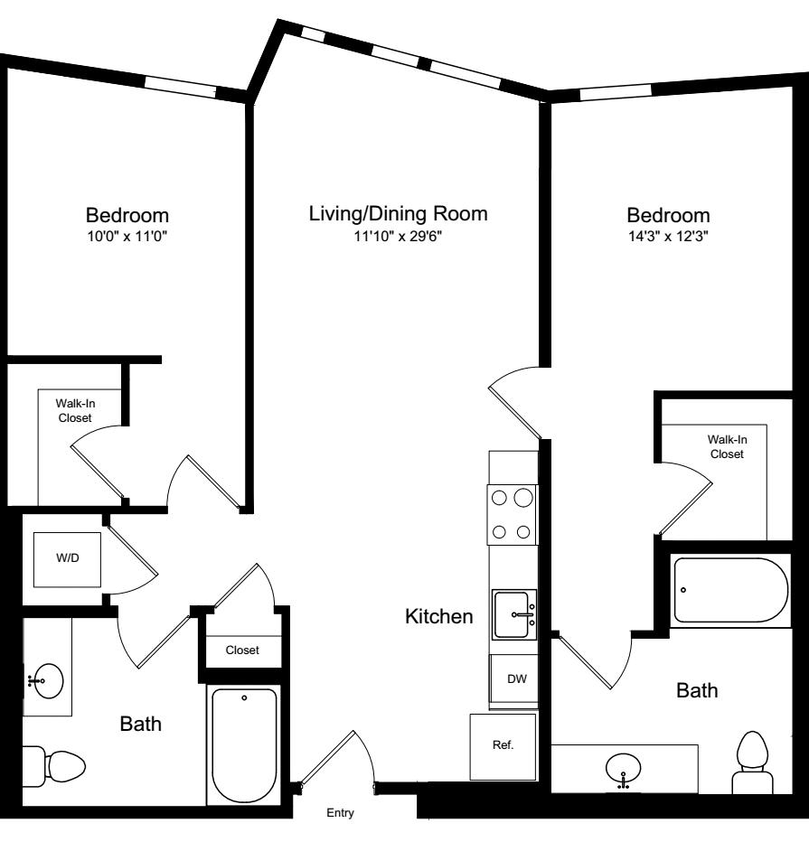 2 Bedroom A11