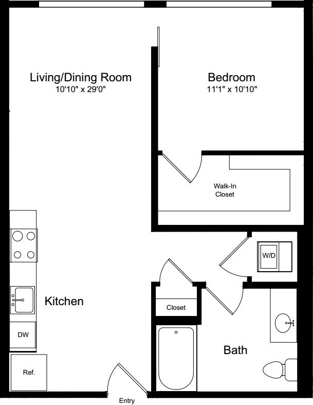 1 Bedroom G-4