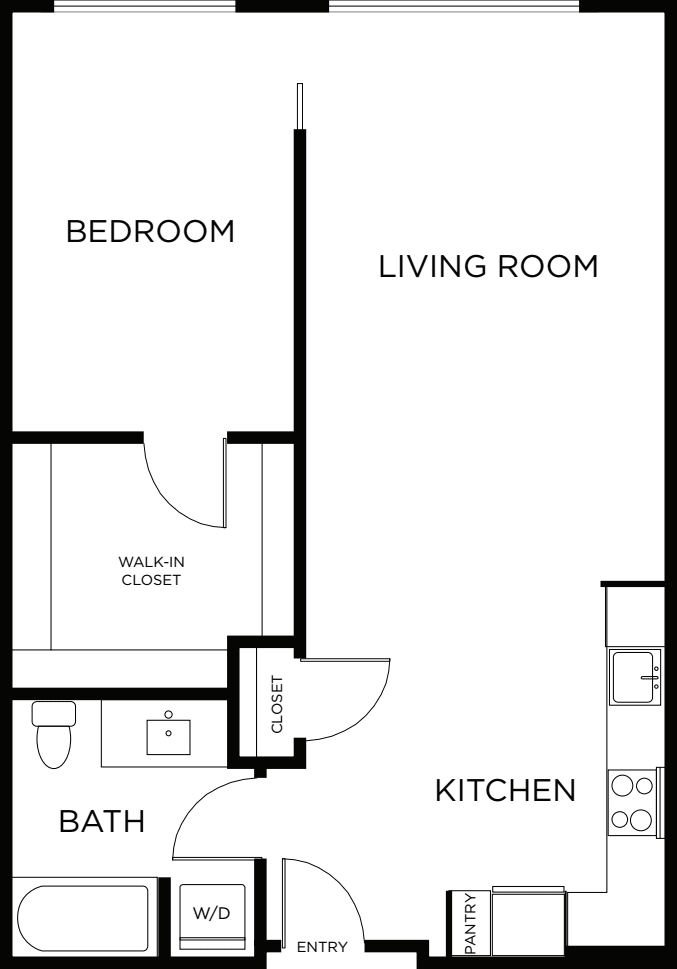 venn at main apartments 10333 ne 1st st bellevue Kitchen Hood System notify me