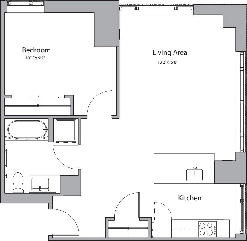 South Boston Apartments: Troy Boston Apartments