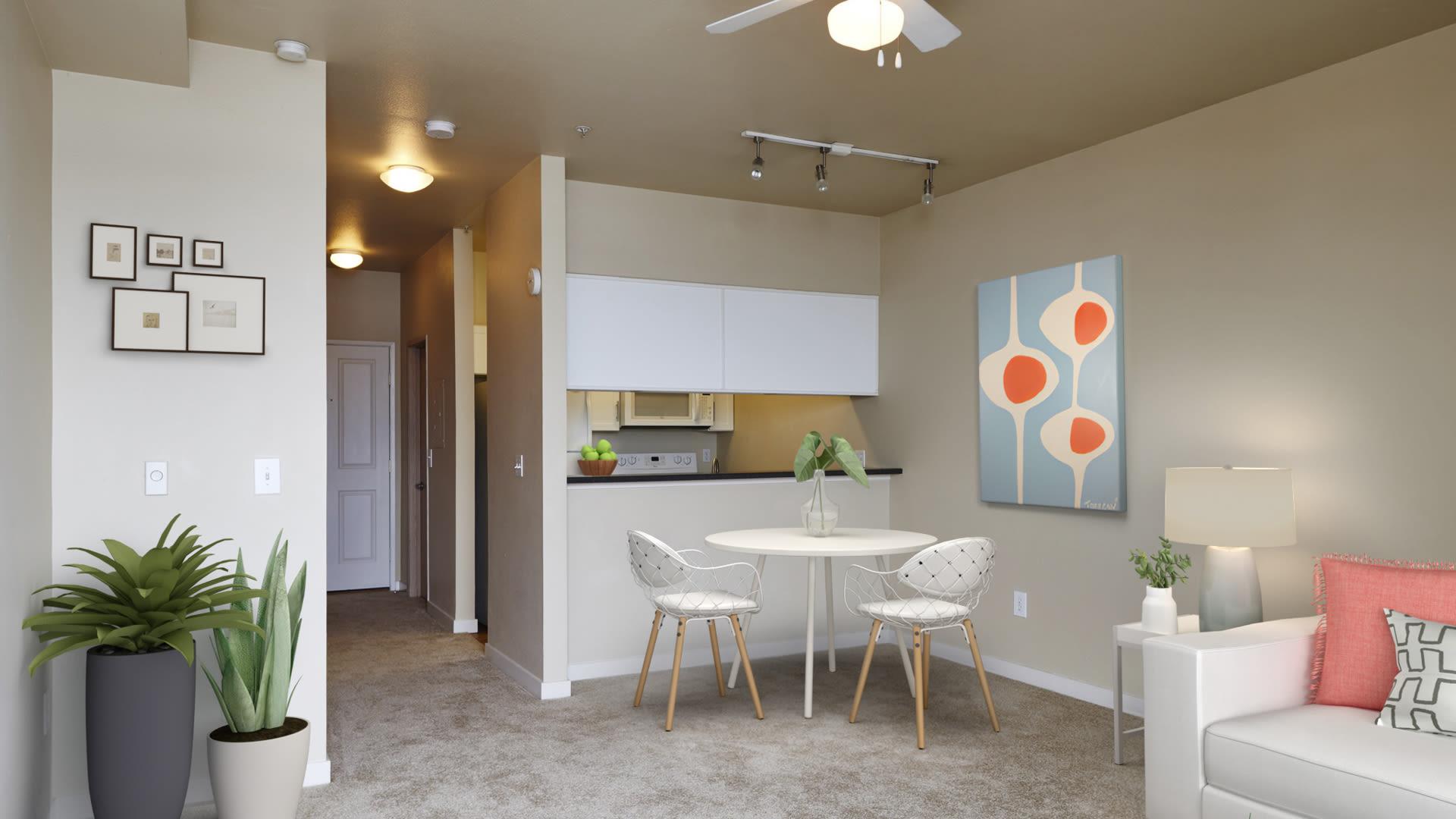 2300 Elliott Apartments - Exterior