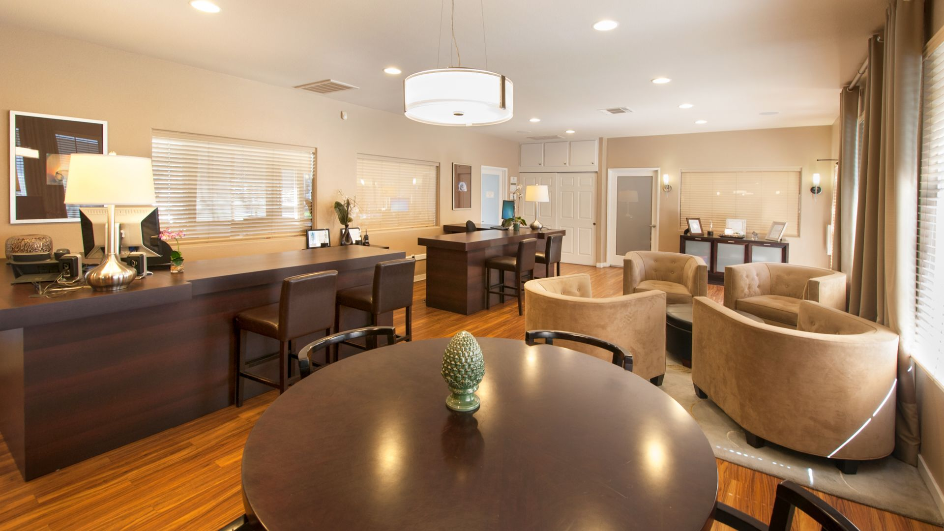 Ridgewood Village Apartments - Leasing Center