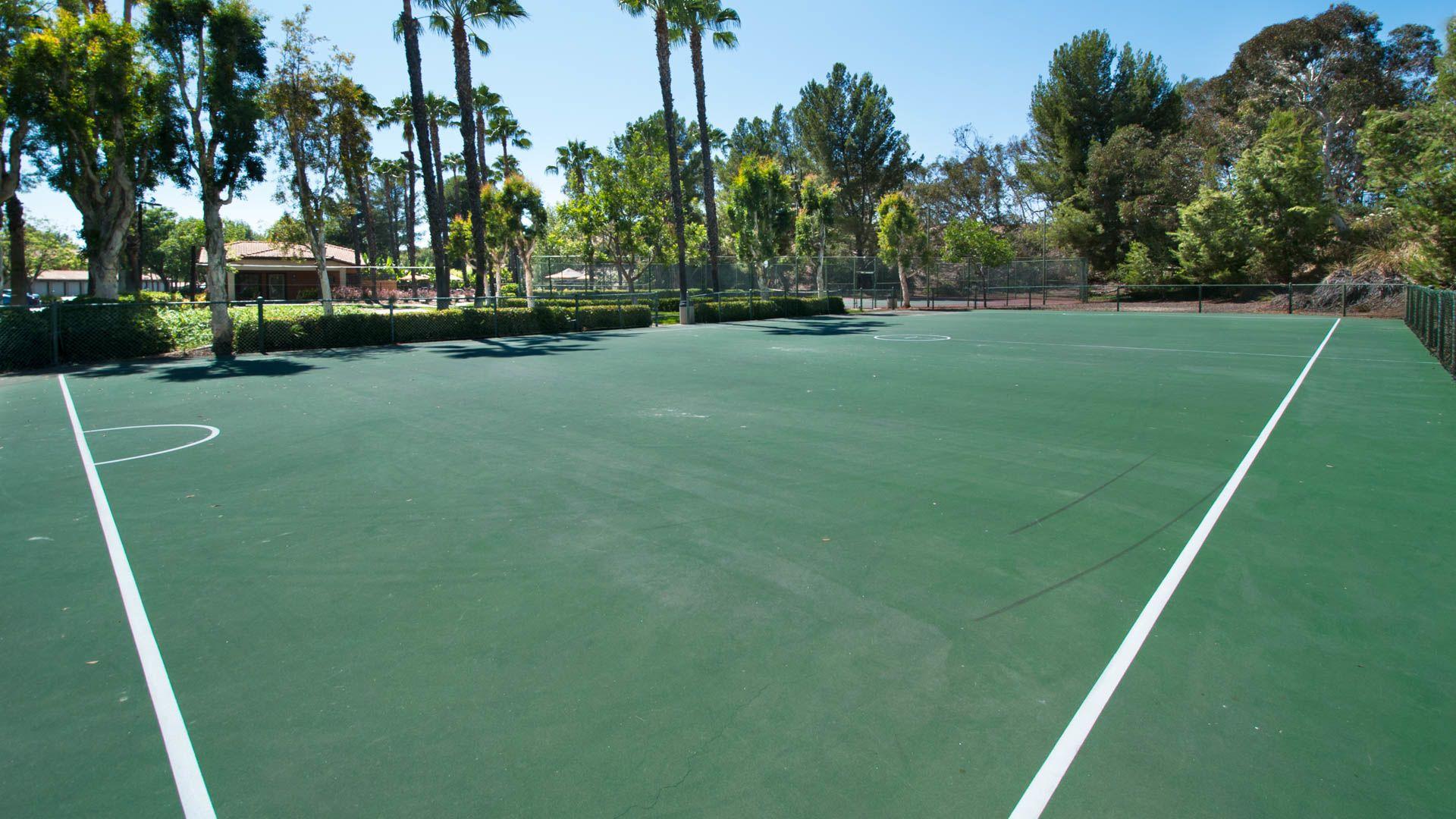 Siena Terrace Apartments - Roller Hockey Court