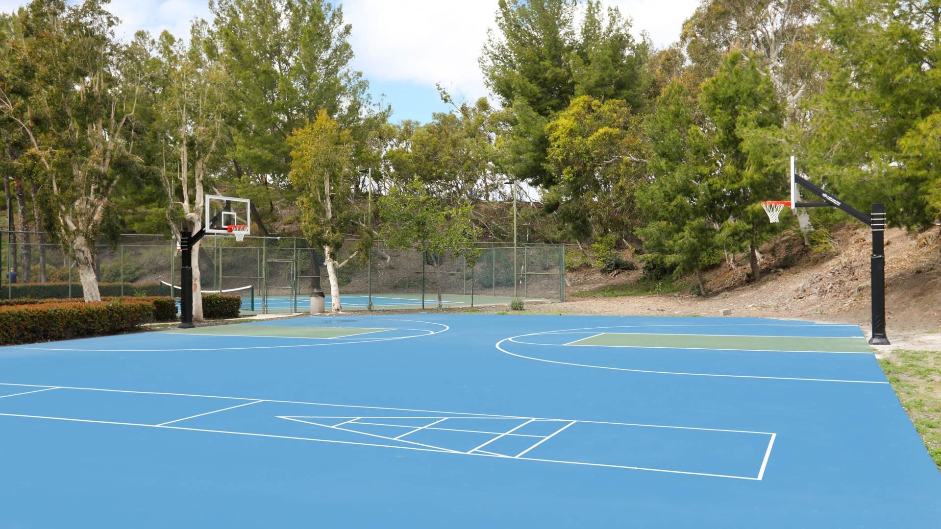 Siena Terrace Apartments - Basketball Court